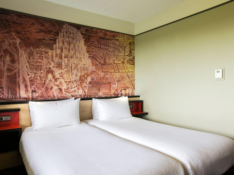Bedden Den Haag.Verblijf In Een Van Onze Kamers Babylon Hotel Den Haag